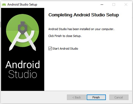 install android studio6