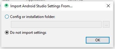 install android studio7