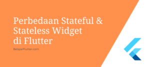 stateful stateless widget
