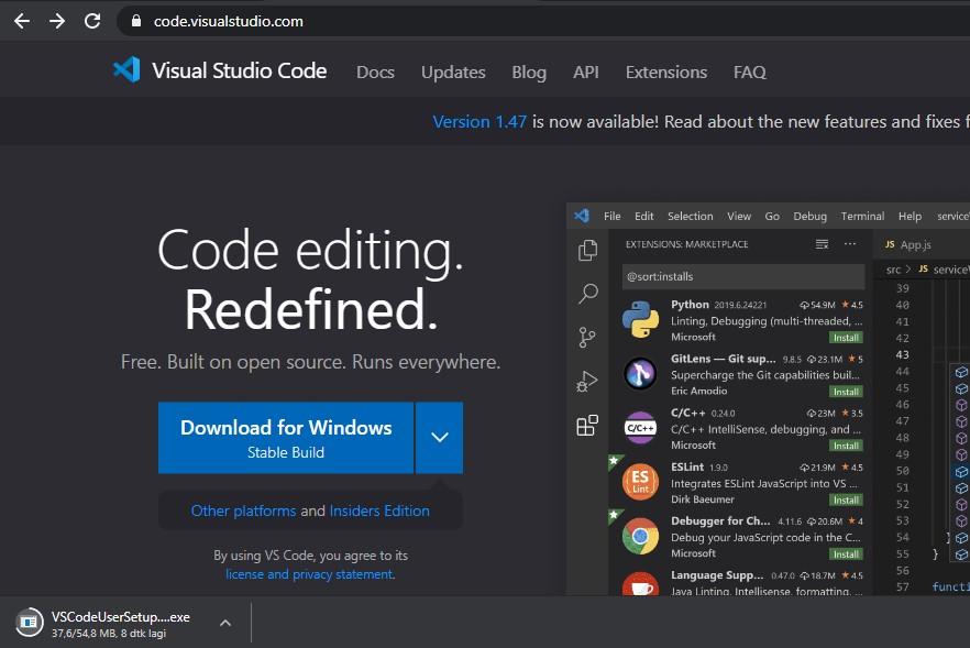 vscode download
