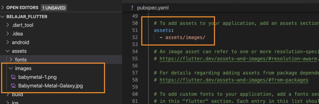 load asset image flutter