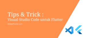 vscode flutter