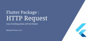 Cara GET Data API di Flutter 1